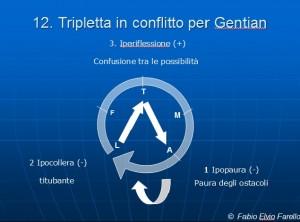 Gentian, Genziana